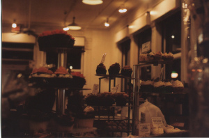 Dean & Deluca pastries