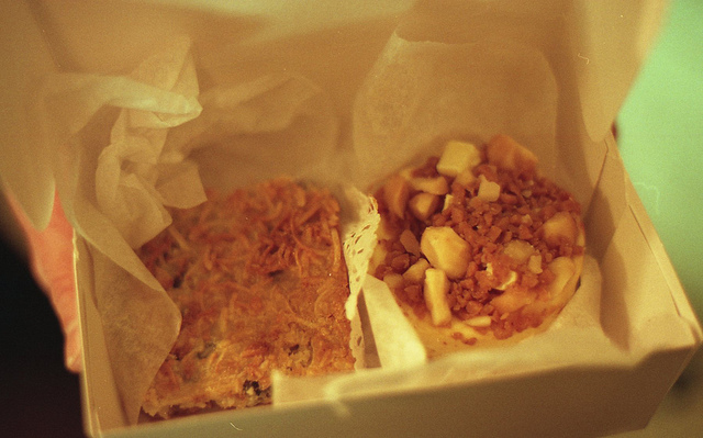 Magnolia Bakery treats