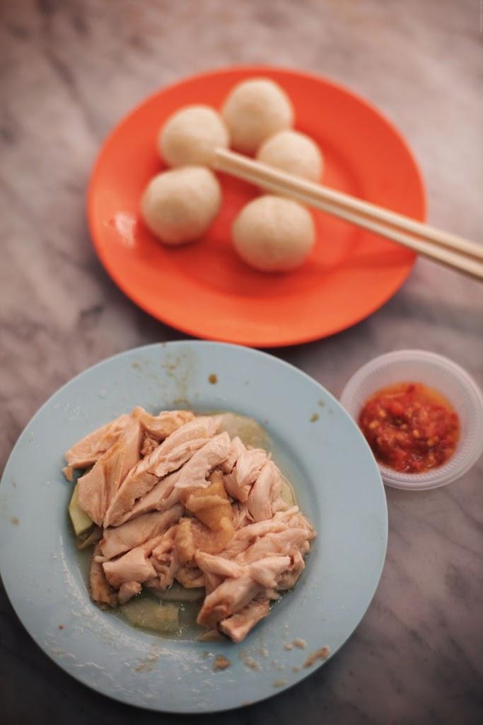 Kurczak Hainan