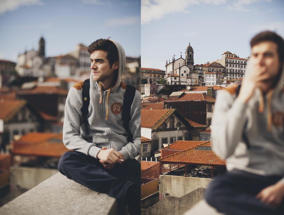 Porto cigarette
