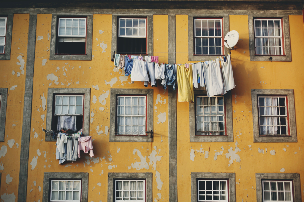 Portugal laundry