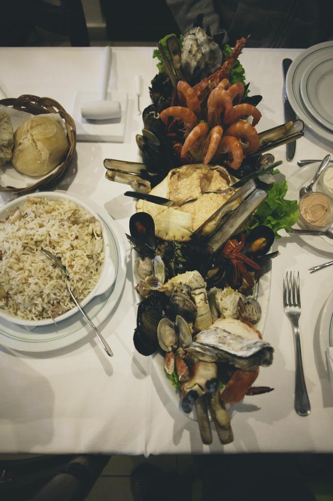 restaurante terra mar