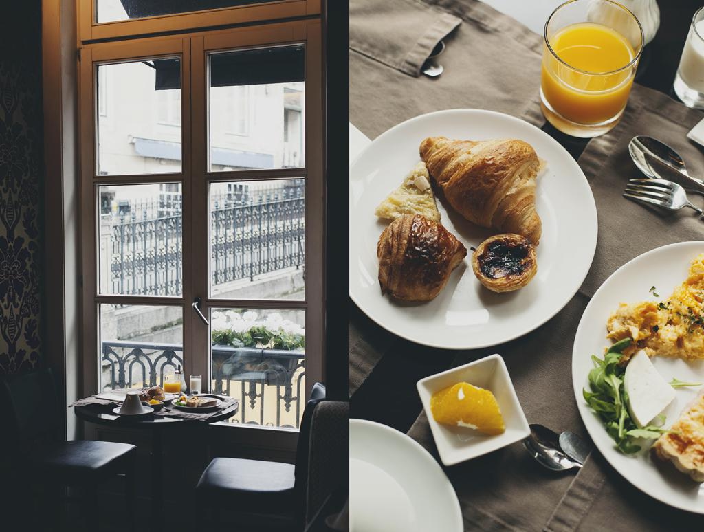 lx boutique hotel breakfast