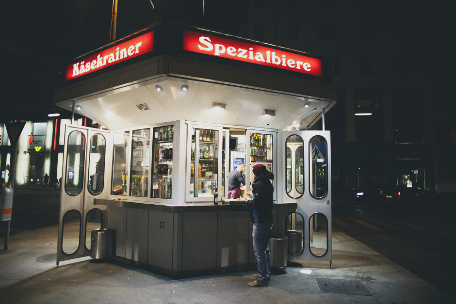 best wurstel stands in vienna