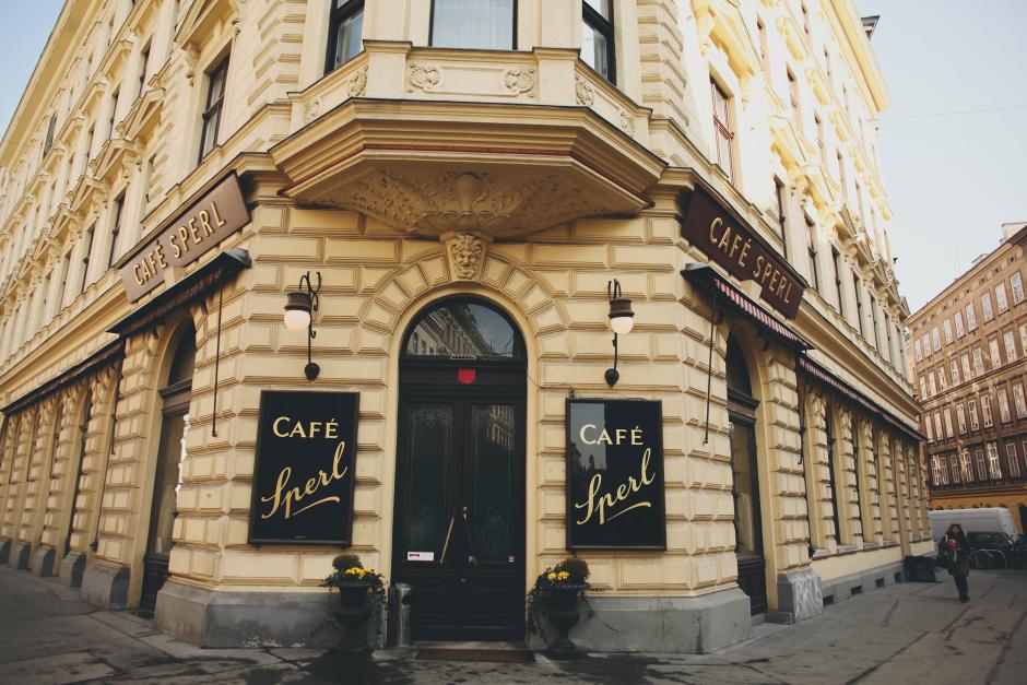 cafe sperl vienna