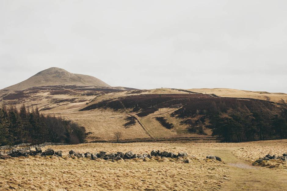 Lomond Hills Szkocja
