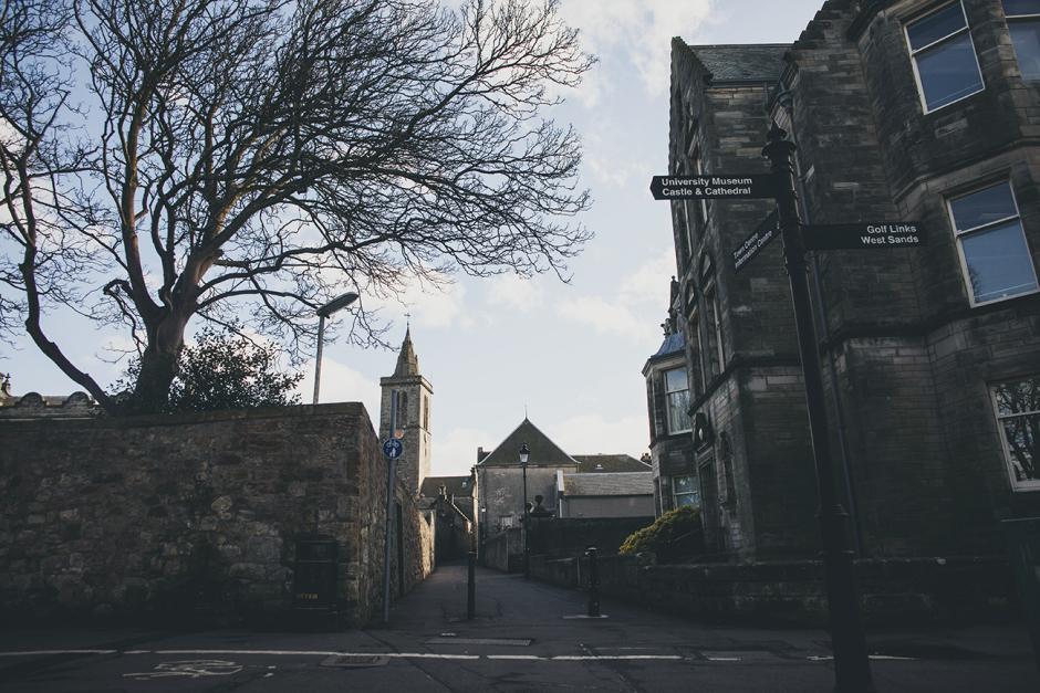 St. Andrews Szkocja