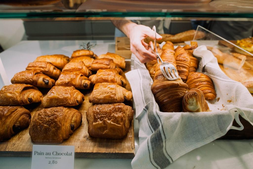 Wiedeń gdzie zjeść – piekarnia Paremi