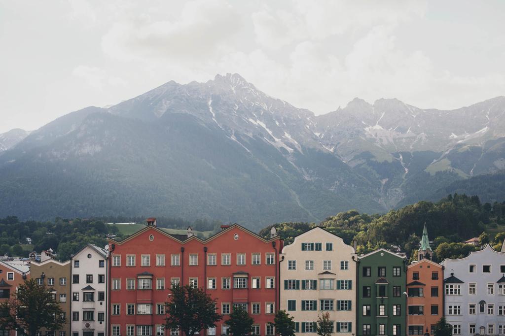 Innsbruck miasto