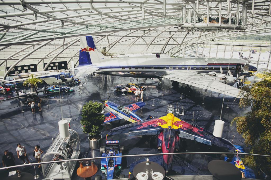 Hangar 7 Red Bull 2
