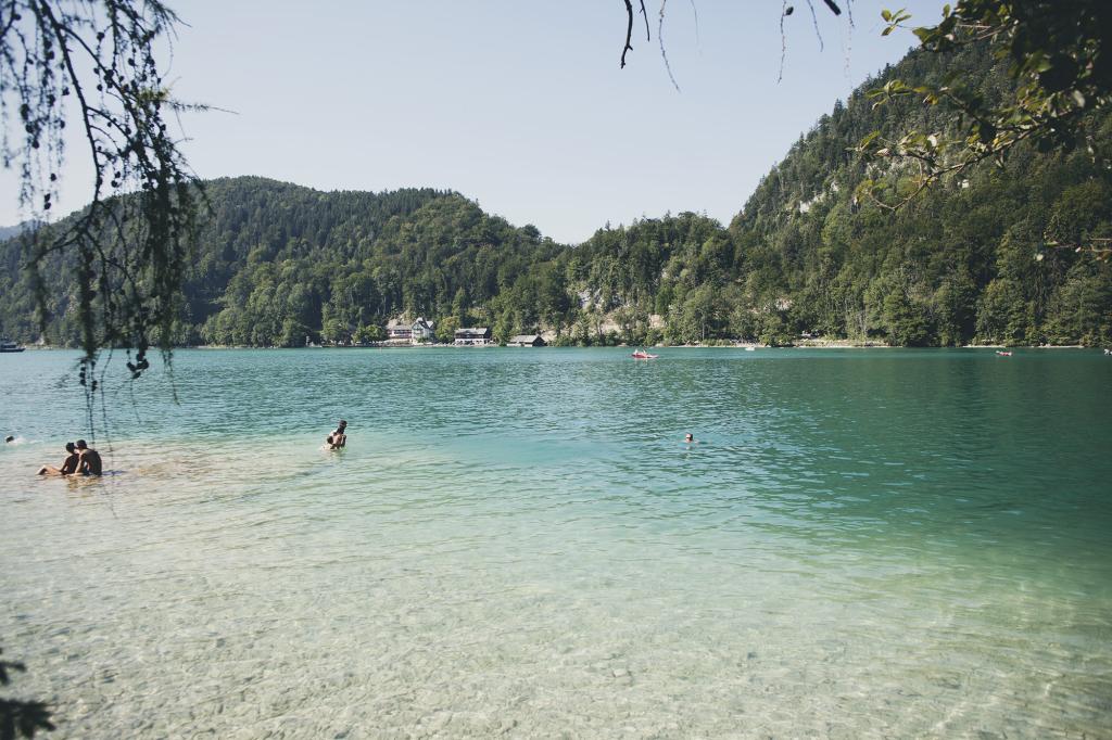 jezioro wolfgang austria