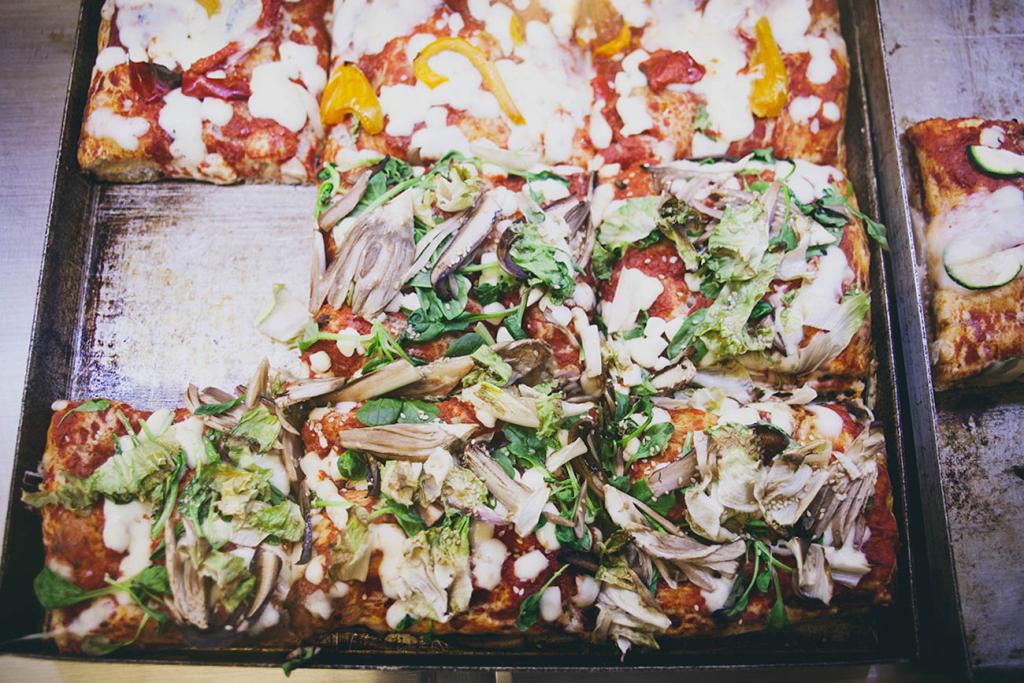 najlepsza pizza w wenecji