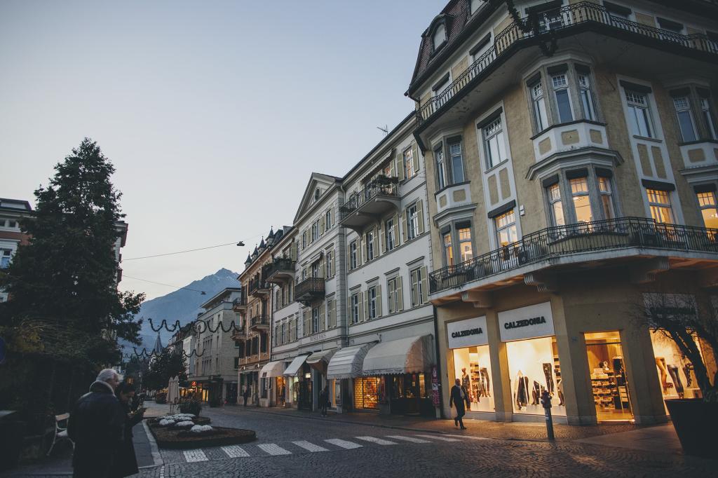 Merano Południowy Tyrol