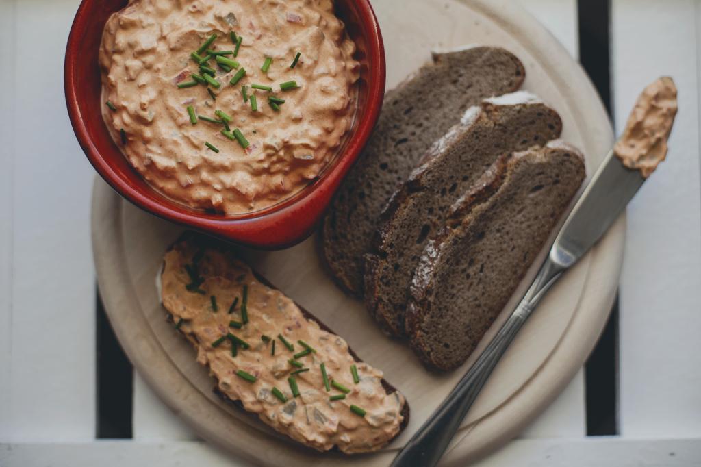 liptauer przepis pasta do chleba