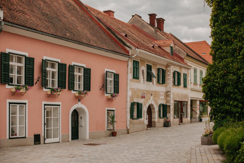 miasteczka austriackie