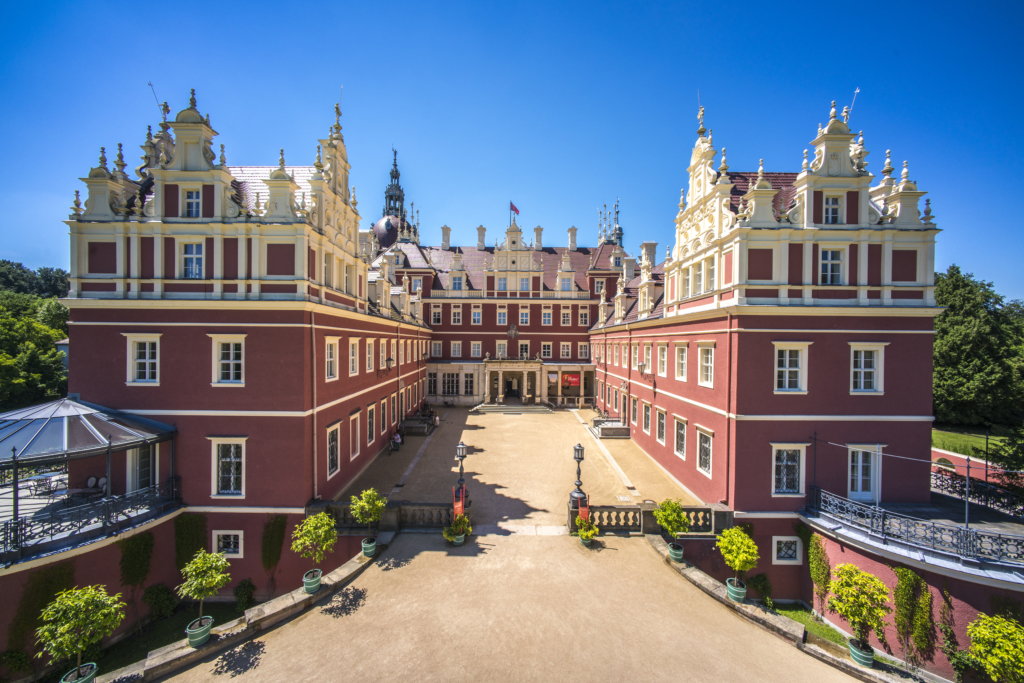 Pałac Bad Muskau