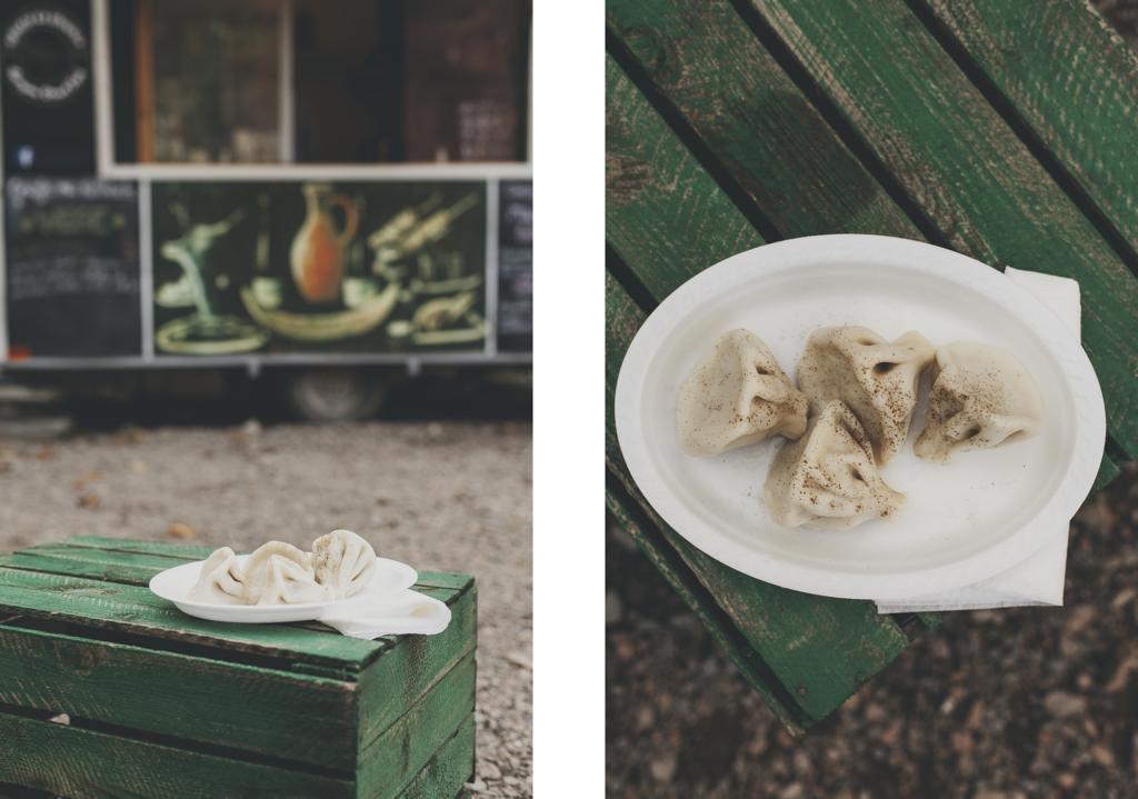 chinkali gruzja na kolkach