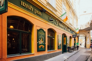 Flann O'Brien Irish Pub Graz