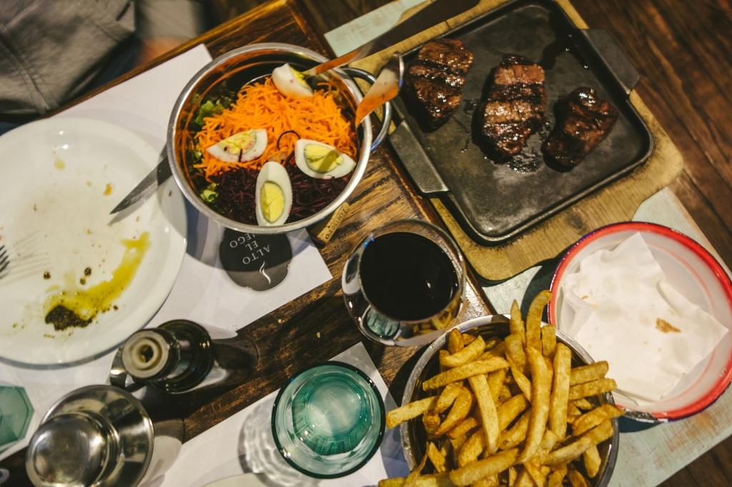 restauracja bariloche