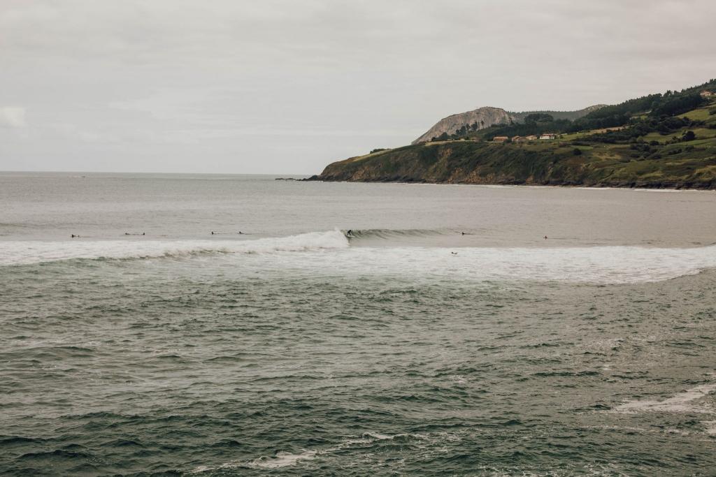 surfing w europie mundaka