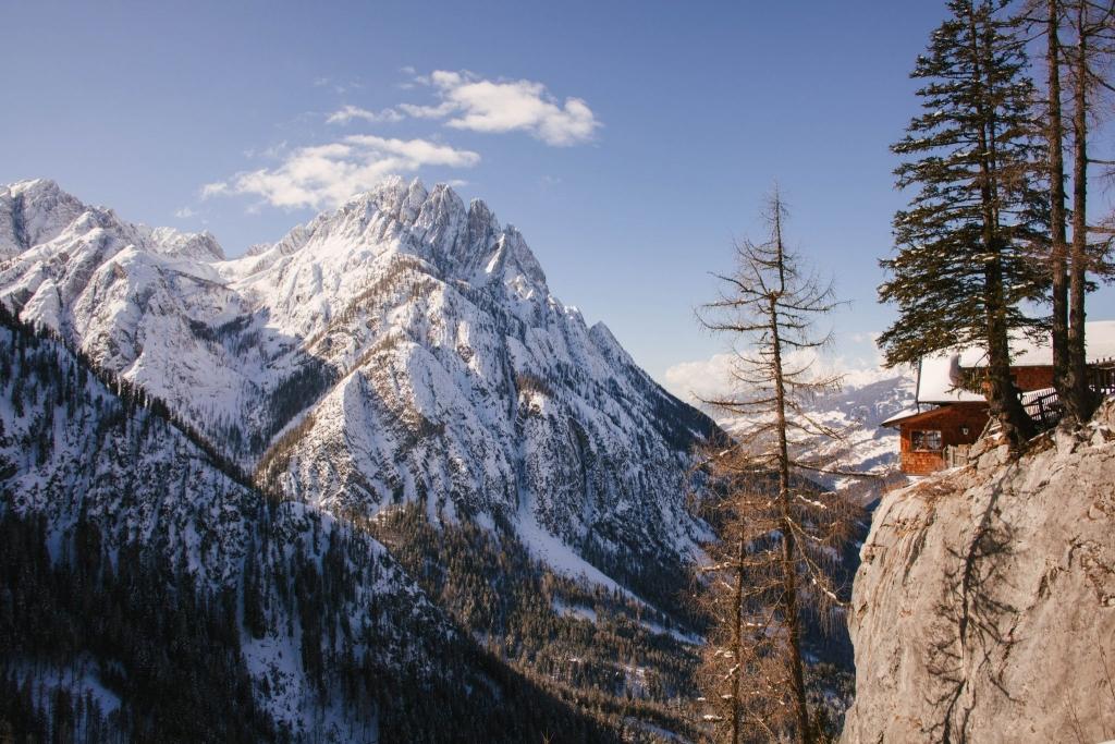 Dolomity i Tyrol Wschodni
