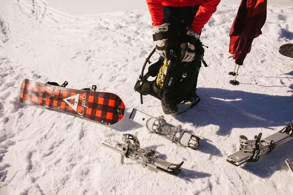Ski Touring w Austrii