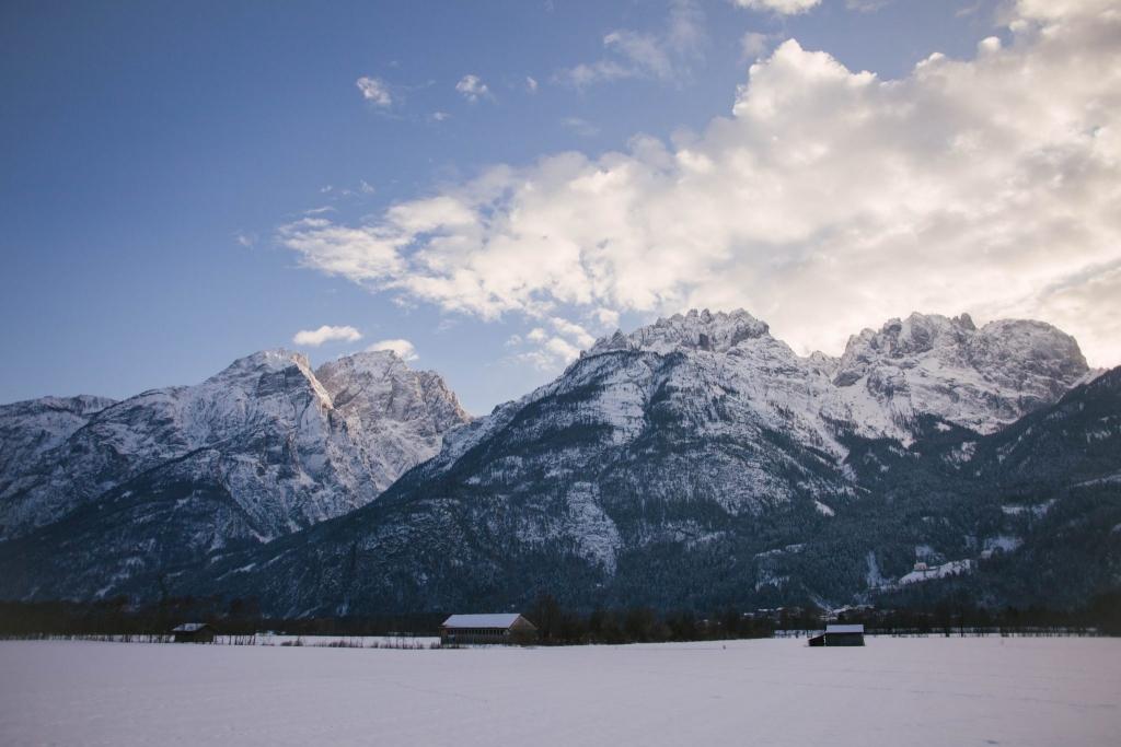 Dolomity Lienzkie zdjęcia