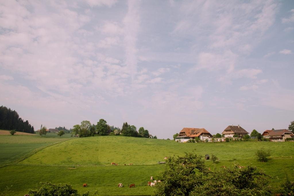 dolina emmental szwajcaria