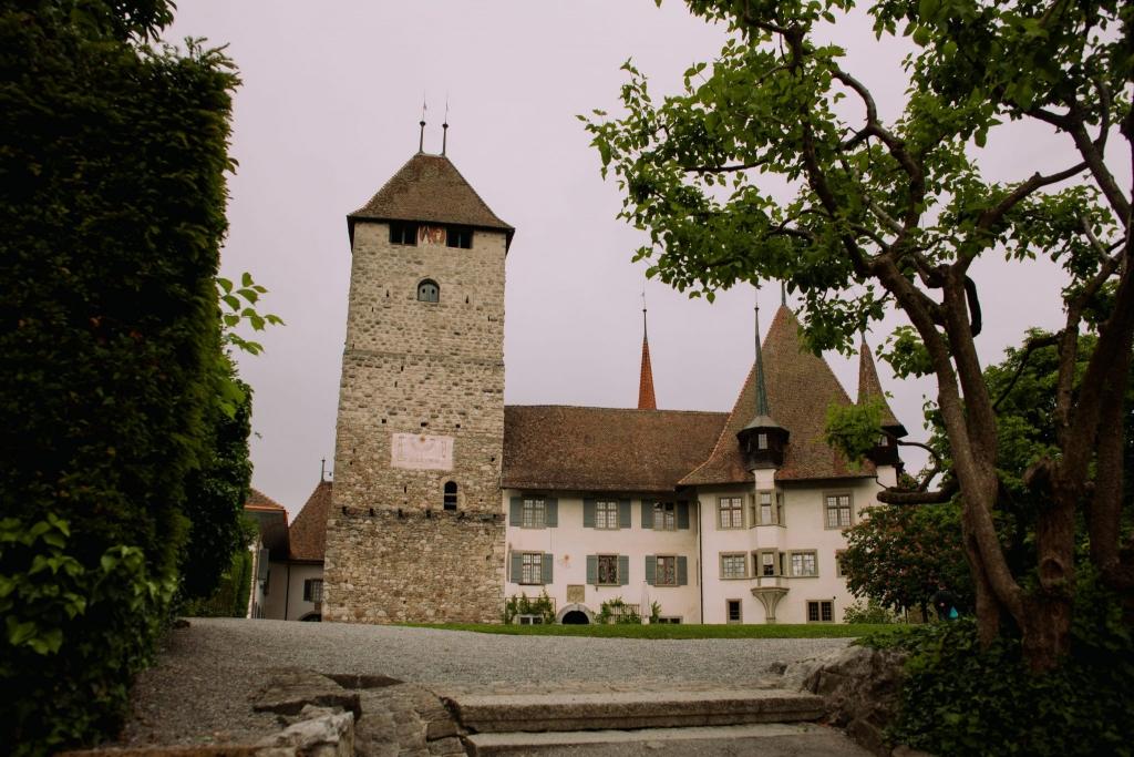 Oberland Berneński – Spiez