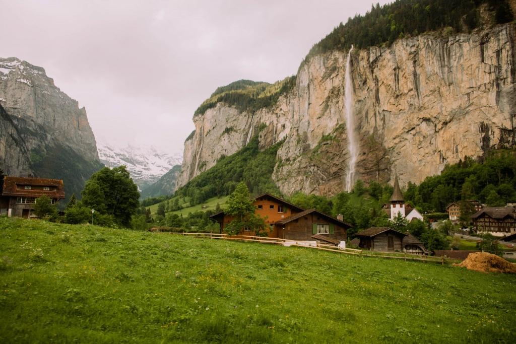 Oberland Berneński – Lauterbrunnen