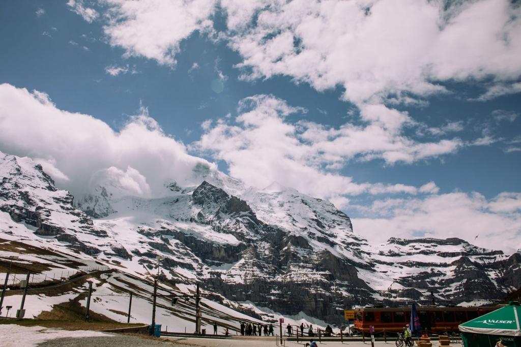 Oberland Berneński – Jungfraujoch