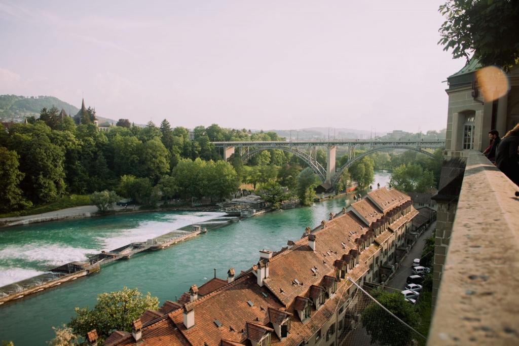 Berno stolica Szwajcarii – polecane miejsca