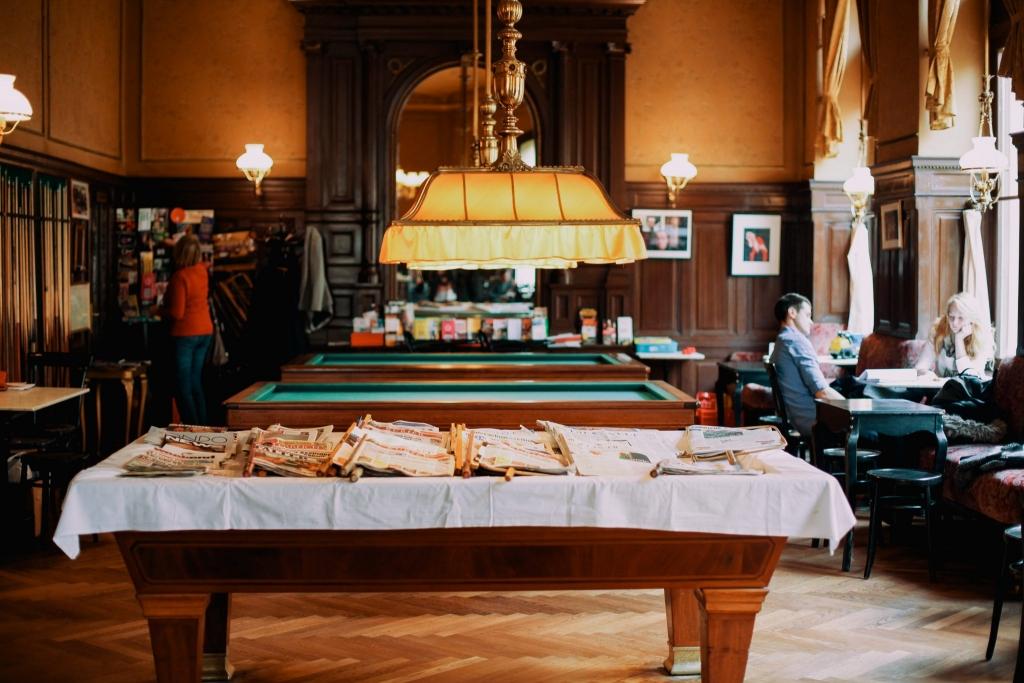 Wiedeń atrakcje – Cafe Sperl