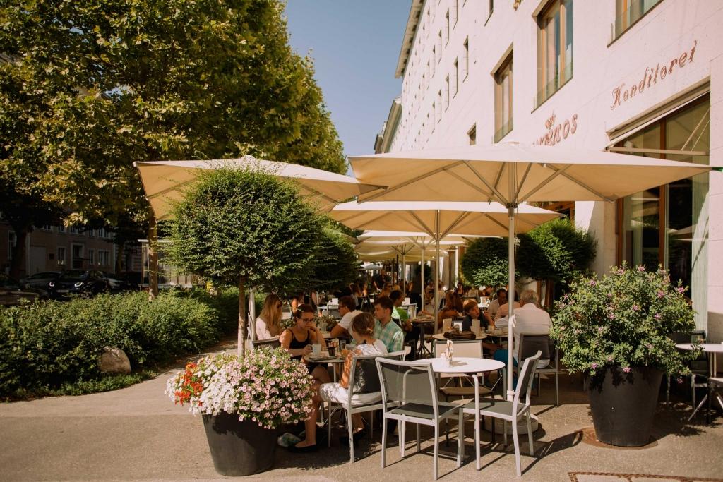 Salzburg przewodnik alternatywny – Cafe Fingerlos