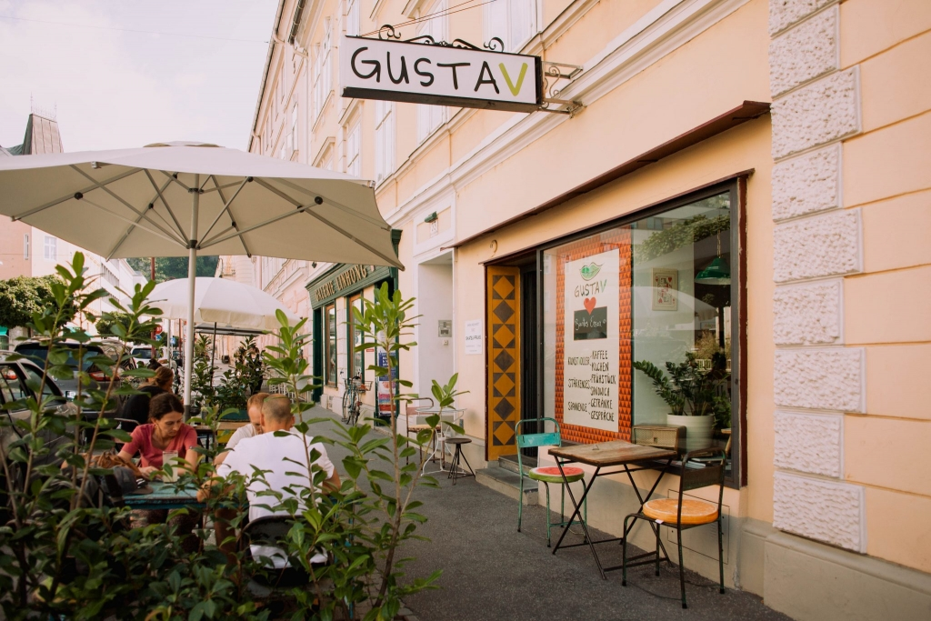 Salzburg restauracja wegańska