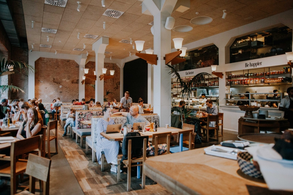 Barcelona gdzie zjeść – Flax & Kale