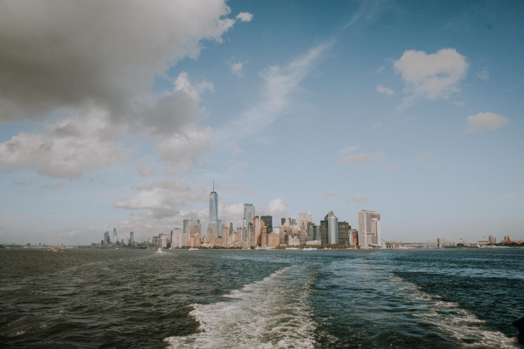 Atrakcje Nowego Jorku – prom na Staten Island