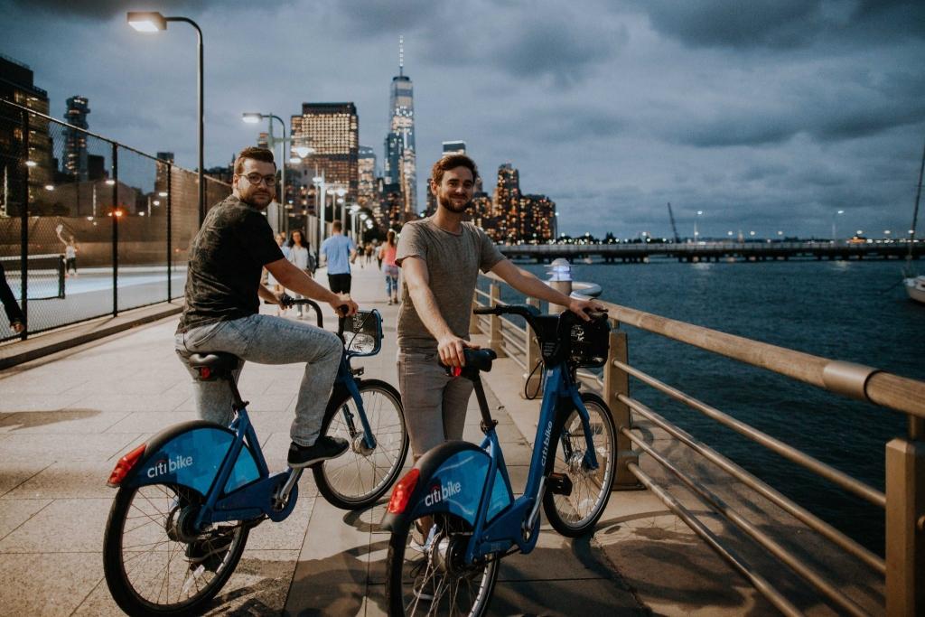 Atrakcje Nowego Jorku – zwiedzanie na rowerach
