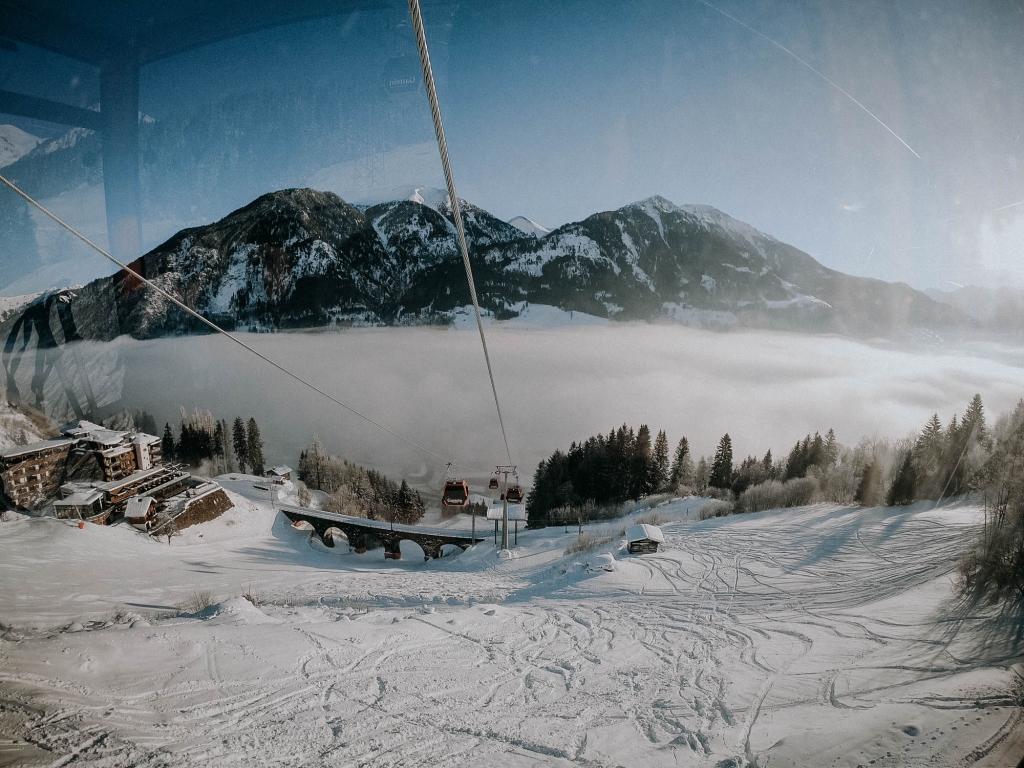 Dolina Gastein na narty – dlaczego warto?