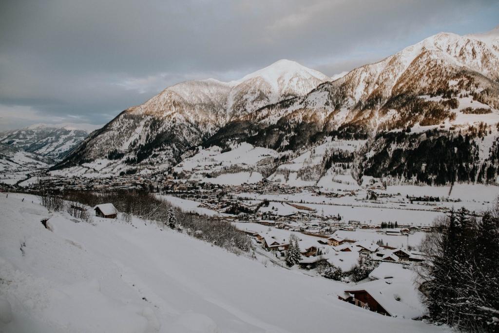 Dolina Gastein na narty