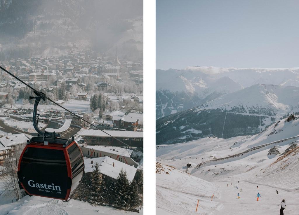 Dolina Gastein na narty – Schlossalm