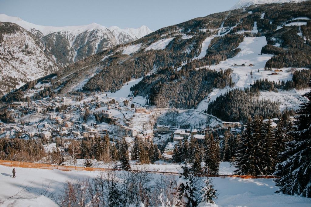 Regiony narciarskie w Austrii – Dolina Gastein