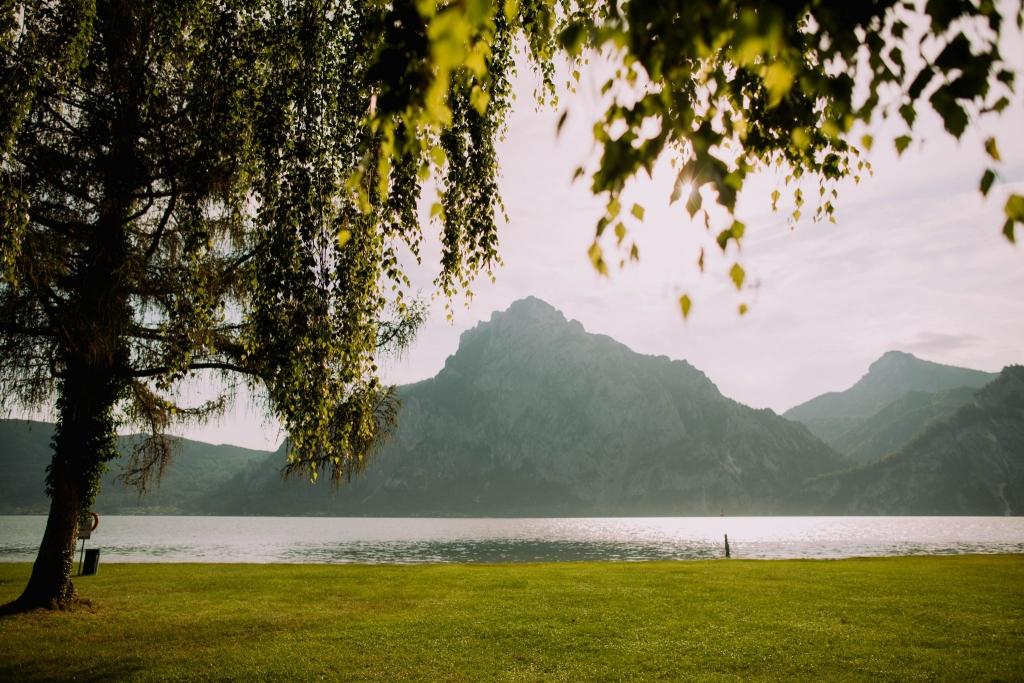 Jeziora Austrii - Traunsee