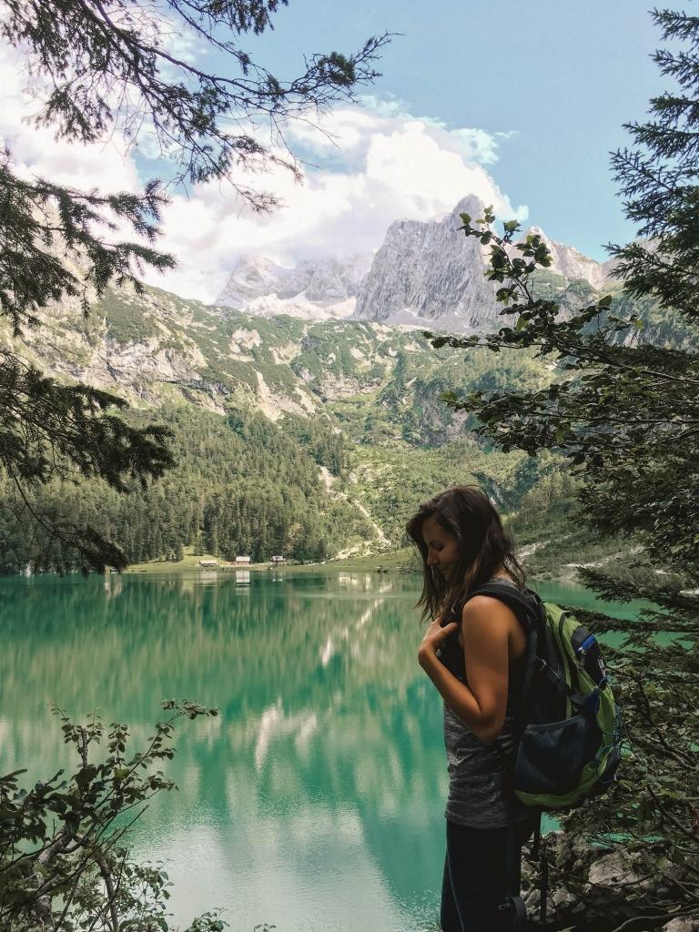 Jeziora w Austrii - Gosauseen